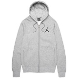 [나이키]NIKE - 조던 점프맨 후드집업 JUMPMAN BRUSHED F/Z HOODY 688995-063 (Grey Heather)