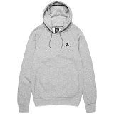 [나이키]NIKE - 조던 점프맨 후드티 JUMPMAN BRUSHED PO HOODY 689267-063 (Grey Heather)