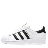 [아디다스]ADIDAS - 슈퍼스타 파운데이션 SUPERSTAR FOUNDATION C77124 (White/Black)