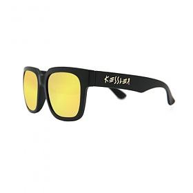 [케슬러] KESSLER - CLOUD BK_GOLD 선글라스 선글 미러 미러선글라스 골드미러 MIRROR 안경 아이웨어 SUNGLASS