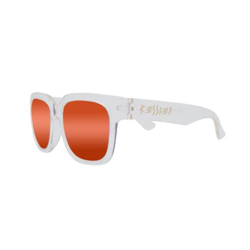 [케슬러] KESSLER - CLOUD CLX_RED(Glossy) 선글라스 선글 미러 미러선글라스 레드미러 MIRROR 안경 아이웨어 SUNGLASS
