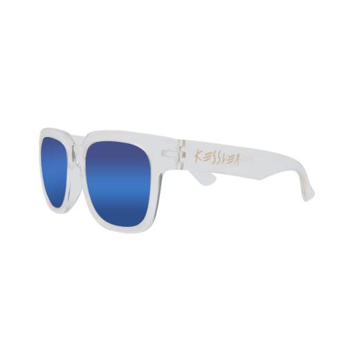 [케슬러] KESSLER - CLOUD CLX_BLUE(Glossy) 선글라스 선글 미러 미러선글라스 블루미러 MIRROR 안경 아이웨어 SUNGLASS
