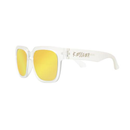 [케슬러] KESSLER - CLOUD CL_GOLD(Matt) 선글라스 선글 미러 미러선글라스 골드미러 MIRROR 안경 아이웨어 SUNGLASS