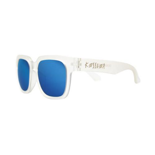 [케슬러] KESSLER - CLOUD CL_BLUE(Matt) 선글라스 선글 미러 미러선글라스 블루미러 MIRROR 안경 아이웨어 SUNGLASS