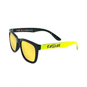 [케슬러] KESSLER - KE3001 01 BK_F.YE 선글라스 선글 미러 미러선글라스 골드미러 MIRROR 안경 아이웨어 SUNGLASS