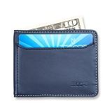 비코어 - Becore Thin Fold Blue (신폴드 블루) 카드지갑 명함지갑