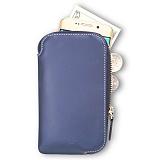 비코어 - Becore Phone Zipper Blue (폰지퍼 블루) 장지갑