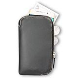 비코어 - Becore Phone Zipper Black (폰지퍼 블랙) 장지갑