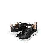 [로우로우] R SHOE 111 MICROFIBRE BLACK 알슈 신발 스니커즈