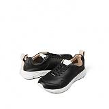 [로우로우] R SHOE 101 MICROFIBRE BLACK 알슈 신발 스니커즈