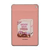 [DPARKS] 디팍스 -문문 시리얼 핑크 카드목걸이