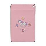 디팍스 - 문문 유니콘 핑크 카드목걸이
