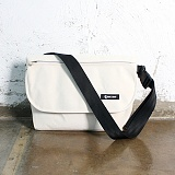 허니브레인 - Creative-wise Messenger Bag(IVORY) 메신져백
