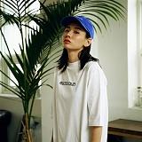 [매스노운]MASSNOUN Unisex T-Shirt - OBJECTIVE - MUSTS004-WT 유니섹스 오브젝트 반팔티