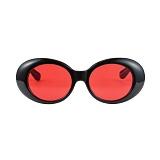 [하이비션]Hybition Roswell Original Glossy Black / Red Tint Lens 로스웰 오리지날 글로시 틴트 선글라스