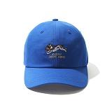 [그루브라임]Grooverhyme - 2016 PIZZAZAZA CAP (BLUE) [GC008E23BL] 피자 볼캡 야구모자
