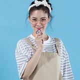 [플랩비]FLAPB - STRIPE OVERFIT T-SHIRTS (GRAY)★와펜증정★ 반팔 반팔티 티셔츠 오버핏 트윈룩 스트라이프티 플랩비티셔츠
