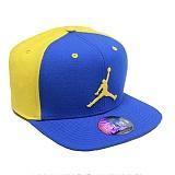 [NIKE]국내배송 나이키 조던 모자 스냅백 619360_493 파랑/노랑 NIKE JORDAN CAP 정품