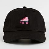 [네버에버] NEVEREVER - 80S ROLLER BALL CAP (Black) 롤러 볼캡 야구모자