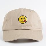 [네버에버] NEVEREVER - TASTY BALL CAP (Beige) 볼캡 야구모자