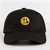 [네버에버] NEVEREVER - TASTY BALL CAP (Black) 볼캡 야구모자