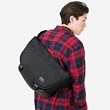 [제너] JENNER CA1 MESSENGER BAG [BLACK] 메신져백 크로스백 매신저백 가방