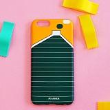 [제이아셀] JEASHER - Stripe house_아이폰6/6s케이스 핸드폰 케이스 아이폰케이스