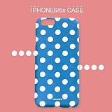[제이아셀] JEASHER - Dot-blue_아이폰6/6s케이스 도트 핸드폰 케이스 핑크 아이폰케이스