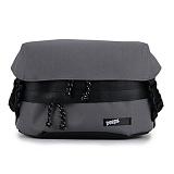 [핍스] PEEPS trekker waist bag(charcoal) 웨이스트백 메신저백 힙색 hipsack