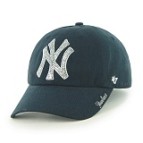 [엠엘비]MLB - 47브랜드 MLB모자 뉴욕 양키즈 스파클_야구모자 볼캡 캡모자 모자