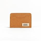 [와일드브릭스] WILDBRICKS - Card case (Brown) 카드케이스 케이스 생활방수 천연안료
