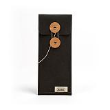 [와일드브릭스] WILDBRICKS - Pencil case (Black) 필통 펜슬케이스 생활방수 천연안료