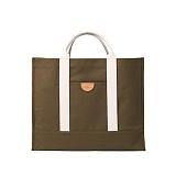 와일드브릭스 - Shopper Bag (khaki) 쇼퍼백 토트백
