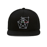 [블랙스케일]BLACK SCALE Naturgvvo Snapback Black 스냅백