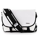[핍스] PEEPS essential messenger bag(SL_cream white) 메신져백 메신저백 메신져 메신저 가죽 가죽메신져백