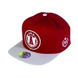 [더블에이에이피티드]DOUBLEAAFITTED - Red A logo cap 스냅백