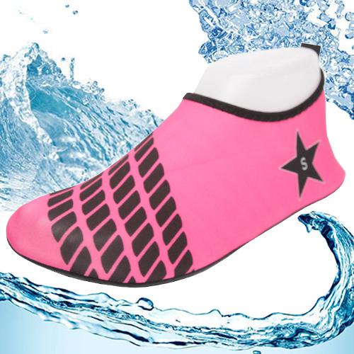 [포레스트레이크]Forest Lake- AKUA SHOES Pink-Black 아쿠아 슈즈