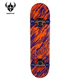 [DARKSTAR] 다크스타 - CAMO X FP V.2 X ORANGE/PURPLE X COMPLETE MINI 7.0 (미니사이즈) 스케이트보드