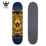 [DARKSTAR] 다크스타 - REVOLT ORANGE SWIRL COMPLETE MID 7.3 (미드사이즈) 스케이트보드