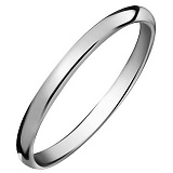 [마크4]MARK-4 - PLAIN THIN (SILVER) 반지