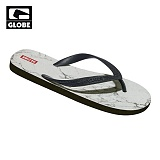 [GLOBE] MARBLE SANDAL (GREY/WHITE/RED) 쪼리 샌들 슬리퍼