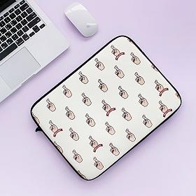 마리안케이트 - 스타일 노트북 파우치 (13인치)