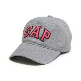 [GAP]갭 모자 로고 볼캡 191496_00 그레이(핑크로고)gray ball cap 정품 국내배송
