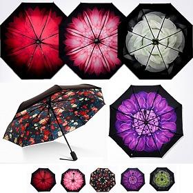 [포레스트레이크] Forest Lake - 수채화3단 전자동 우산 6color