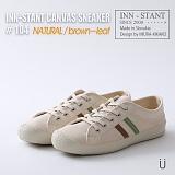 INN-STANT 인스탄트 스니커즈 _104 내추럴/브라운-리프