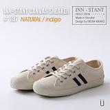 INN-STANT (인스탄트) 스니커즈 _107 내추럴/인디고