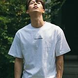 [디플로우]DEFLOW - FEAR & LOATHING T-SHIRT(WHITE)  반팔 반팔티 화이트