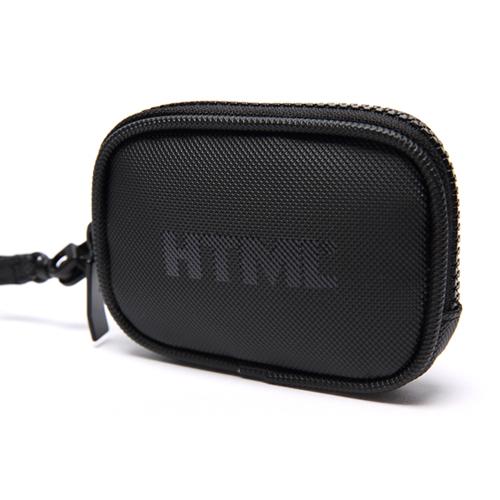 [에이치티엠엘]HTML - A3 pouch (BLACK) 가방 파우치 동전파우치 파우치가방
