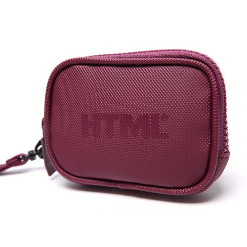 [에이치티엠엘]HTML - A3 pouch (WINE) 가방 파우치 동전파우치 파우치가방