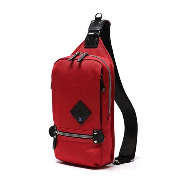 ※[하베스트라벨]HARVEST LABEL - SLING PACK HFC-9007 (Red) 슬링백 국내당일발송